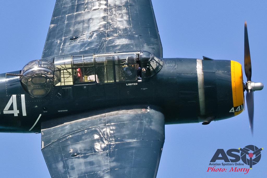 Mottys-Rathmines-2017-Paul-Bennet-Airshows-Avenger-VH-MML-6222-ASO