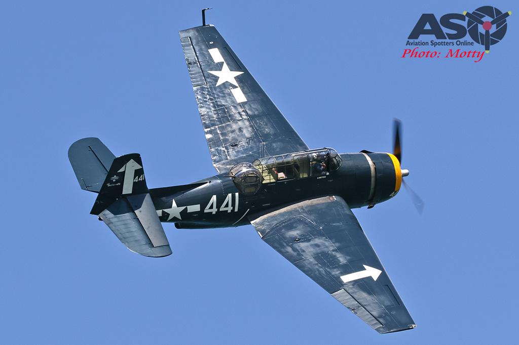 Mottys-Rathmines-2017-Paul-Bennet-Airshows-Avenger-VH-MML-6244-ASO
