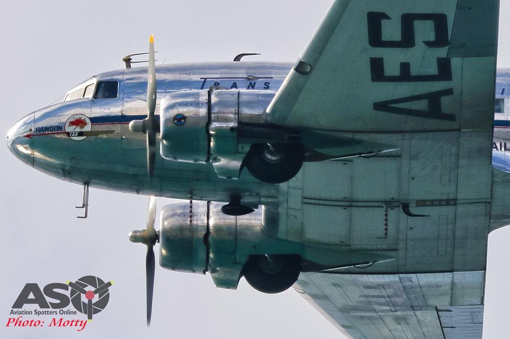 Mottys-Rathmines-Catalina-Festival-2019-HARS-C-47-Dakota-VH-AES-VH-EAF-03665-ASO