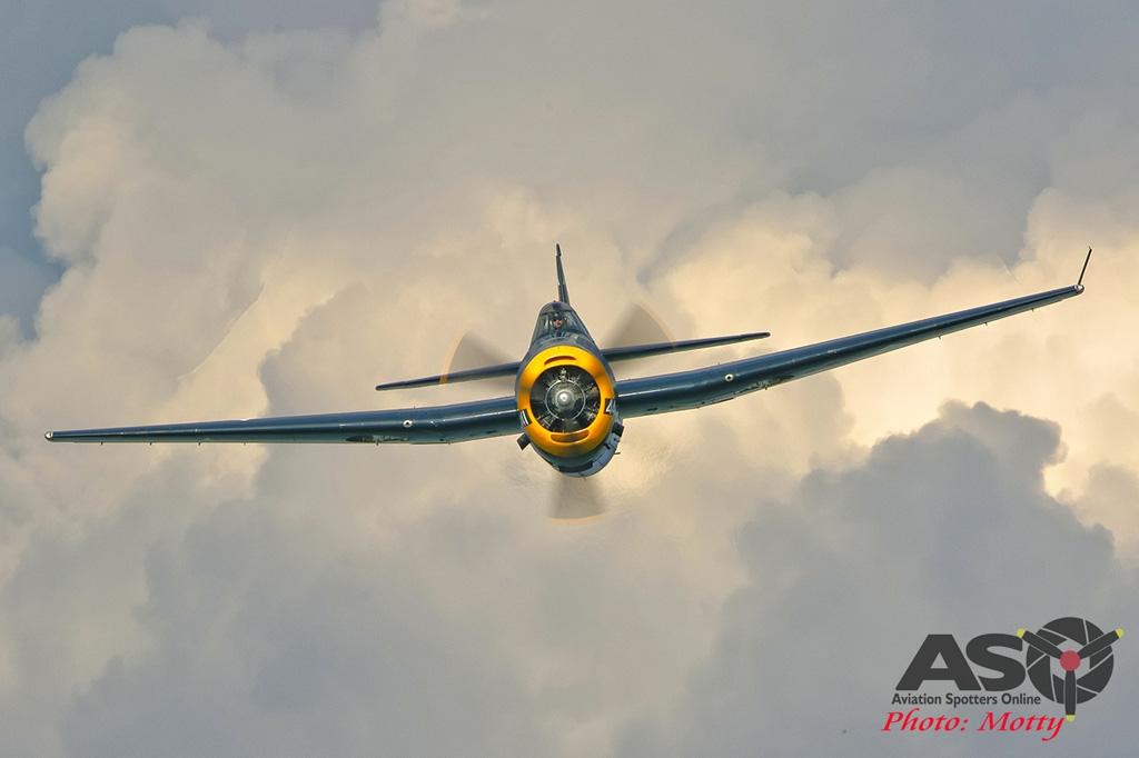 Mottys-Rathmines-Catalina-Festival-2019-Paul-Bennet-Airshows-Grumman-Avenger-VH-MML-05897-ASO