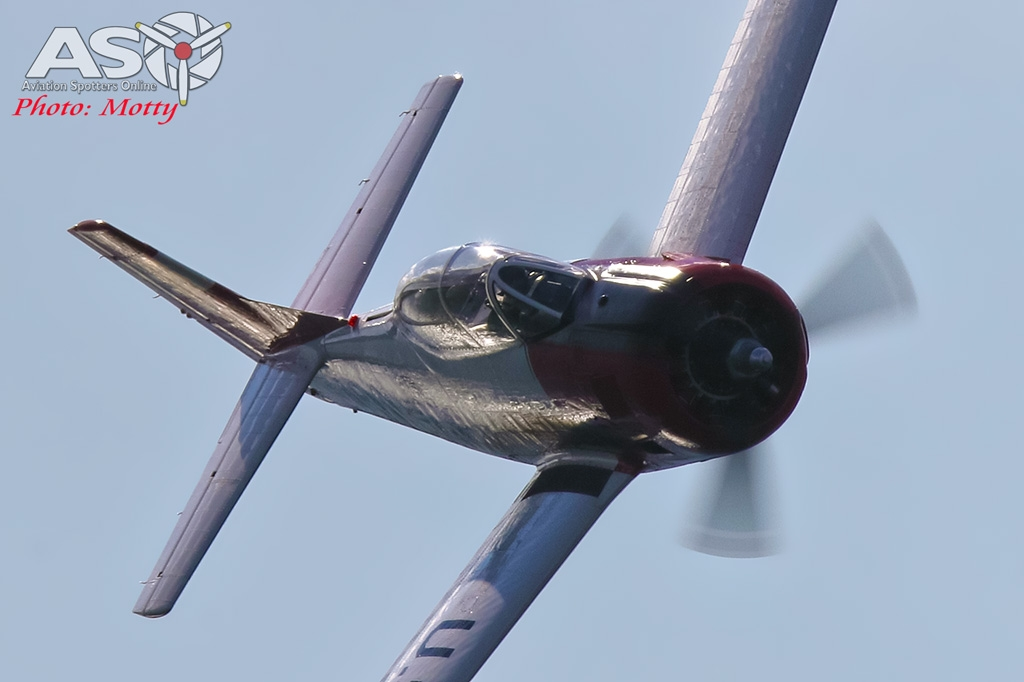 Mottys-Rathmines-Catalina-Festival-2019-Paul-Bennet-Airshows-T-28-Trojan-VH-FNO-02997-ASO
