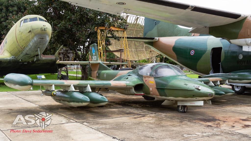 RTAF A-37B 2 (1 of 1)