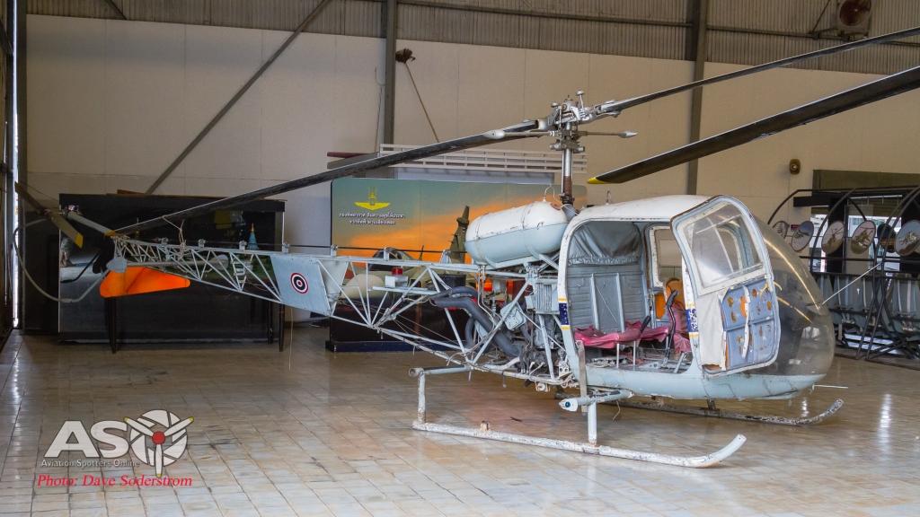 RTAF Bell 47 (1 of 1)