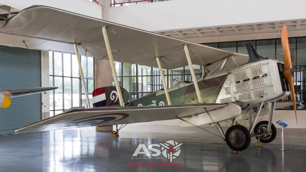 RTAF Breguet 14P replica (1 of 1)