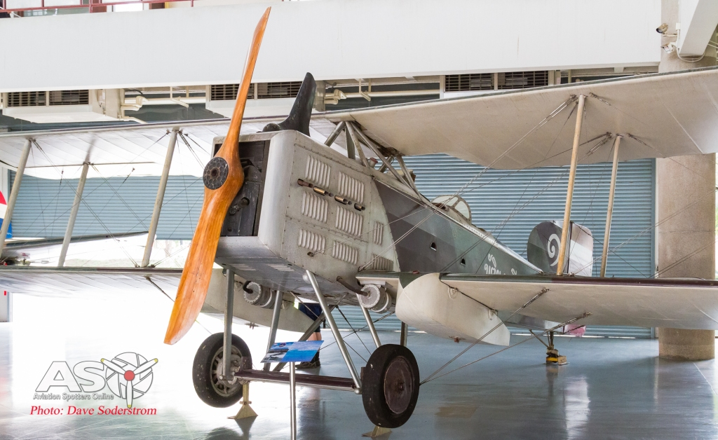 RTAF Breguet 14P replica 2 (1 of 1)