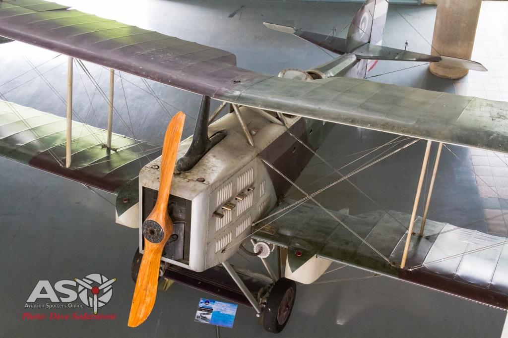 RTAF Breguet 14P replica 3 (1 of 1)
