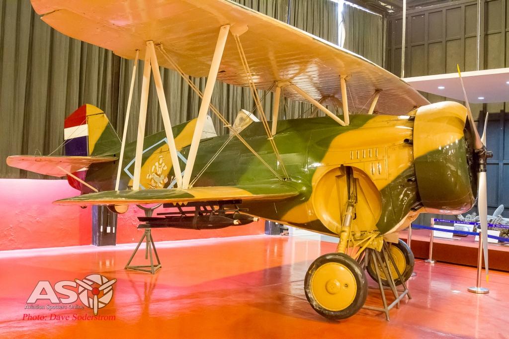 RTAF Curtiss Hawk III ASO (1 of 1)