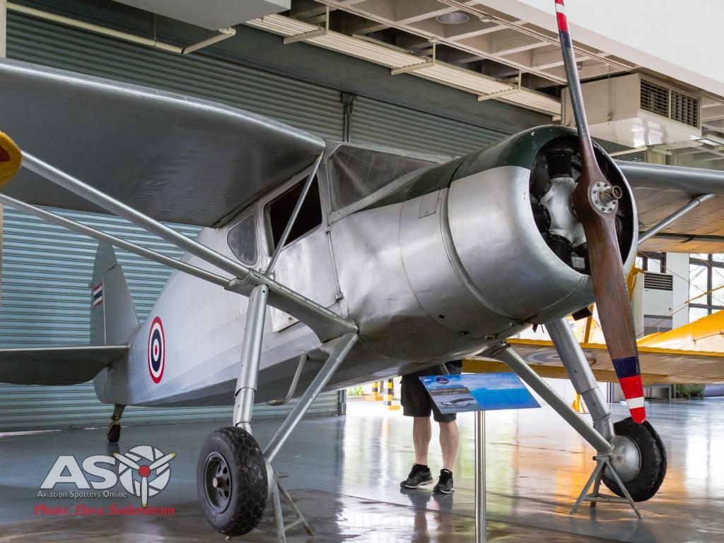 RTAF Fairchild 24 (1 of 1)