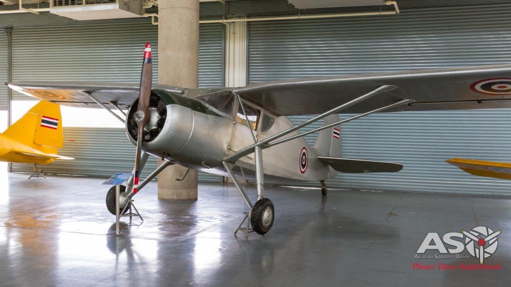 RTAF Fairchild 24 2 (1 of 1)