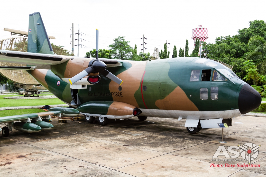 RTAF G.222 2 (1 of 1)