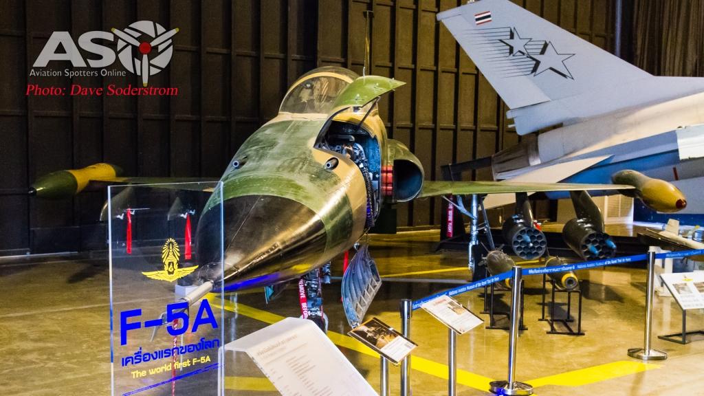 RTAF Museum F-5A (1 of 1)