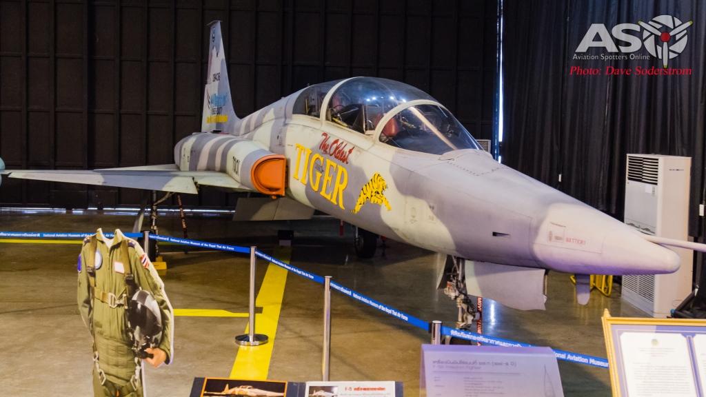 RTAF Museum F-5B (1 of 1)