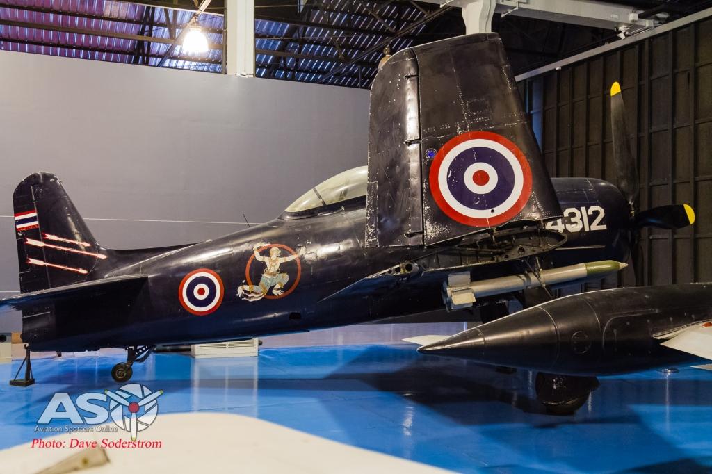 RTAF Museum F8F Bearcat (1 of 1)