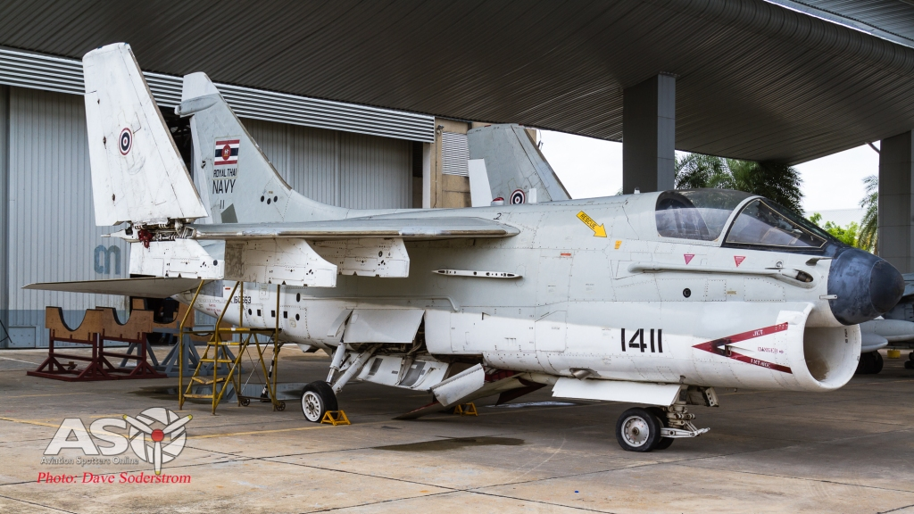 RTAF Museum RTN A-7E Corsair ASO 2 (1 of 1)