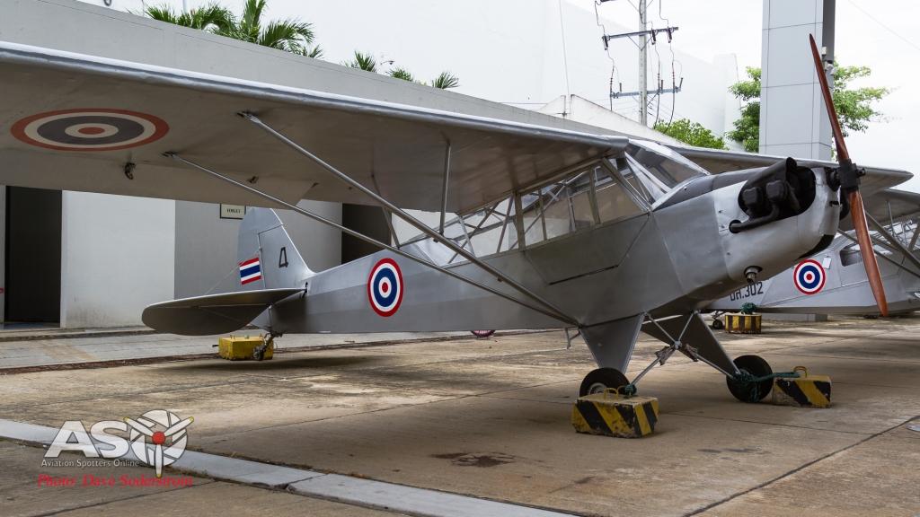 RTAF Piper L4-4J---5B (1 of 1)