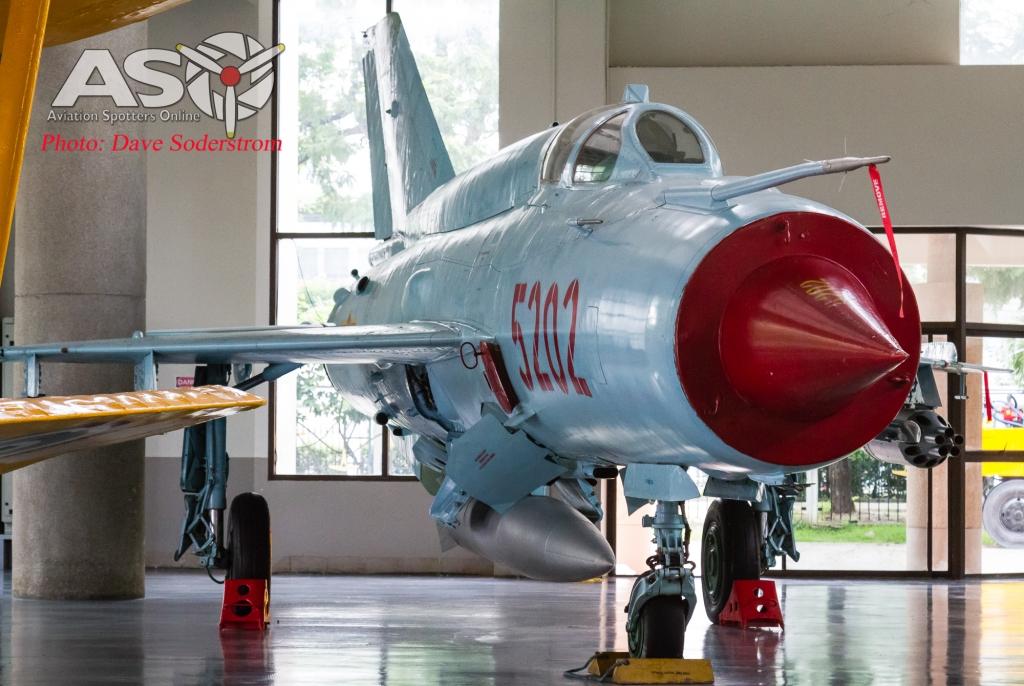 RTAM Museum Mig-21 ASO (1 of 1)