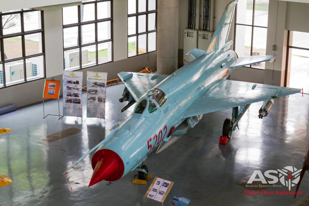 RTAM Museum Mig-21 ASO 2 (1 of 1)