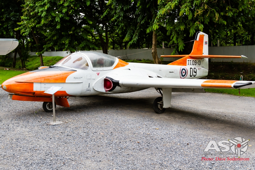 RTAF Cessna T-37B ASO (1 of 1)