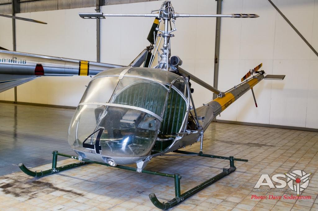 RTAF Museum Hiller UH-12B ASO (1 of 1)