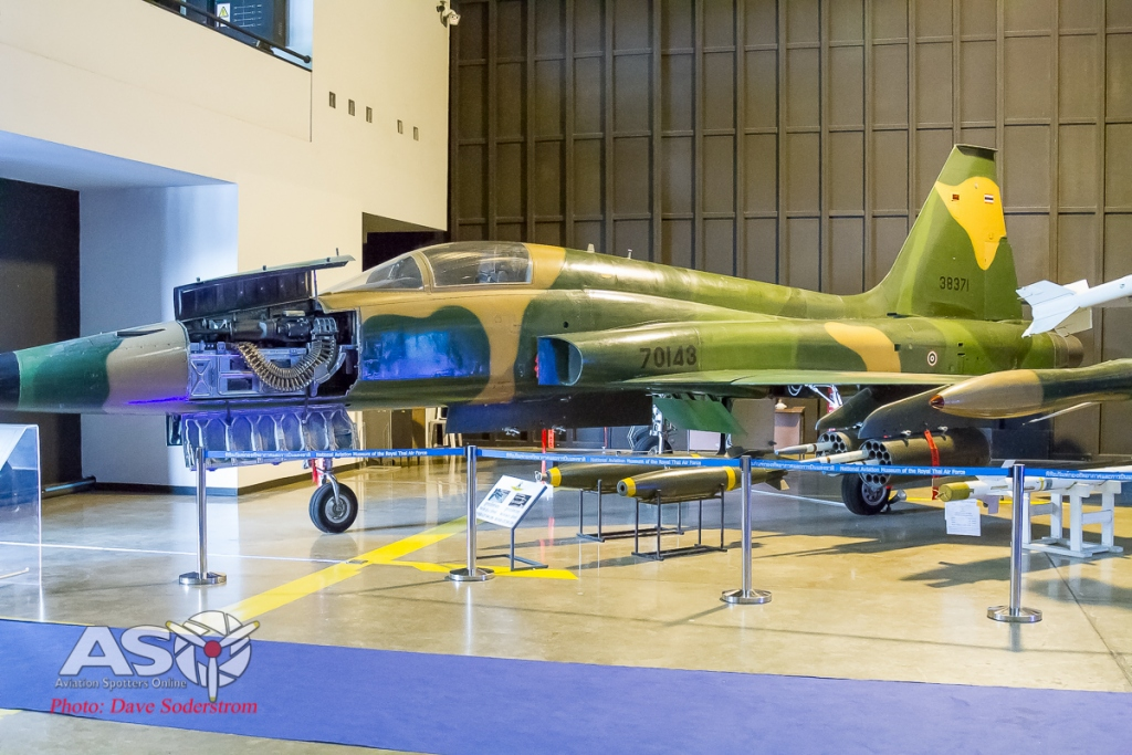 RTAF Museum Northrop F-5A ASO (1 of 1)