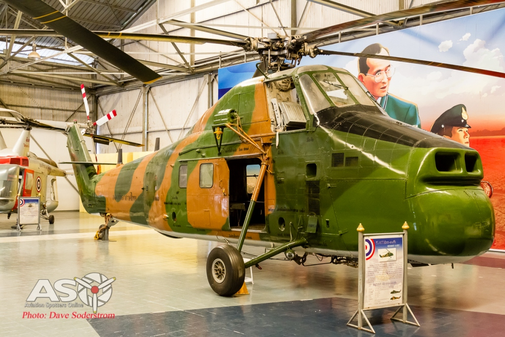RTAF Museum Sikorsky S-58T ASO (1 of 1)