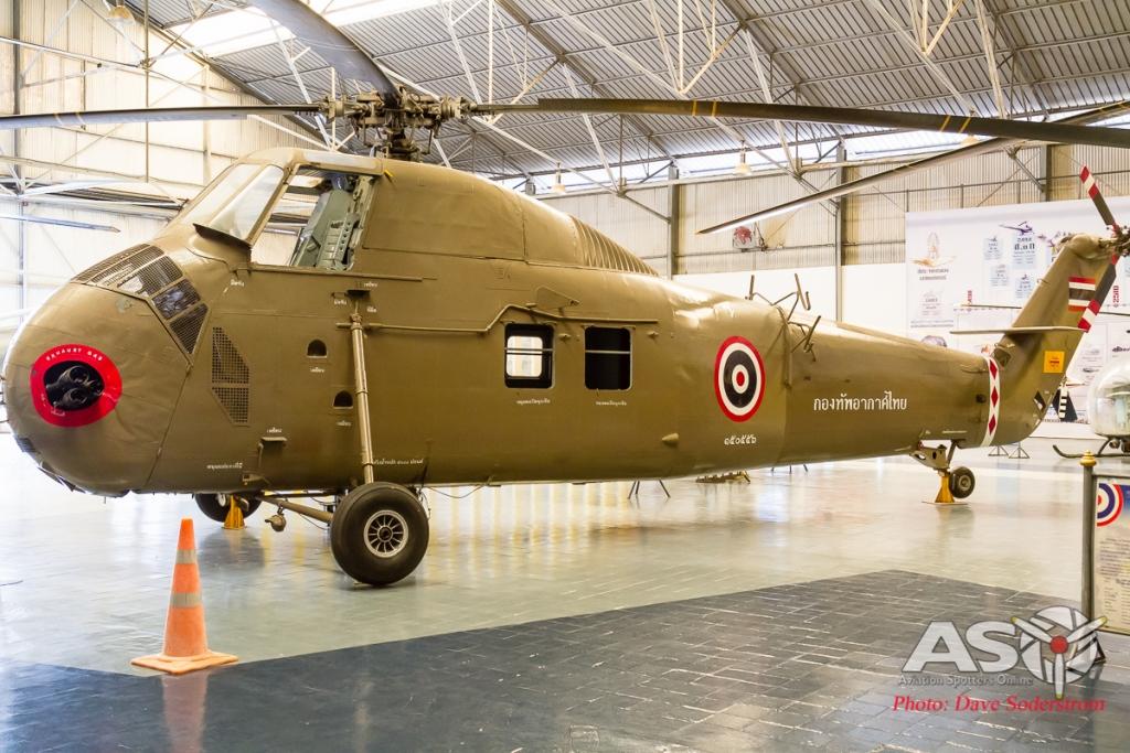 RTAF Museum Sikorsky UH-34D c-n 58-1683 ASO (1 of 1)