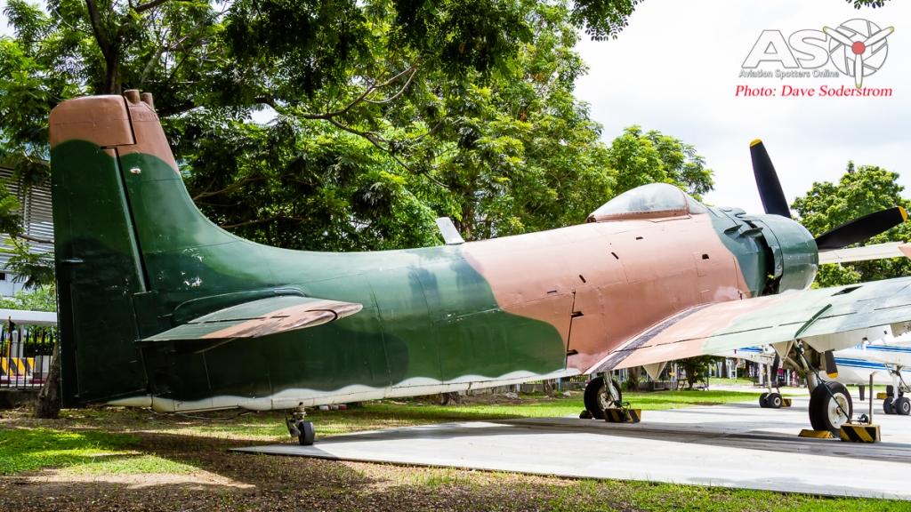 RTAF Museum Skyraider ASO 3 (1 of 1)
