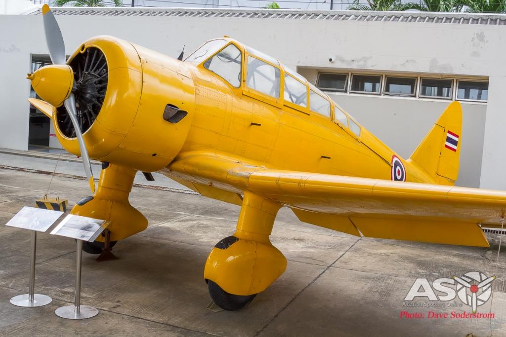 RTAF Museum Tachikawa Ki-36 ASO (1 of 1)