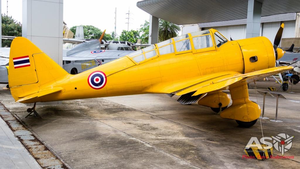 RTAF Museum Tachikawa Ki-36 ASO 3 (1 of 1)