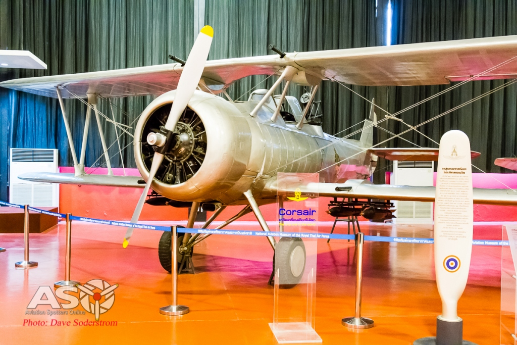 RTAF Musuem Corsair I ASO (1 of 1)