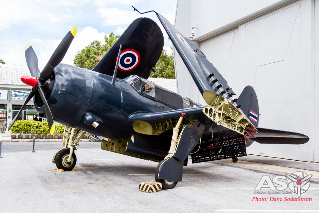 RTAF Musuem Curtiss Helldiver ASO (1 of 1)