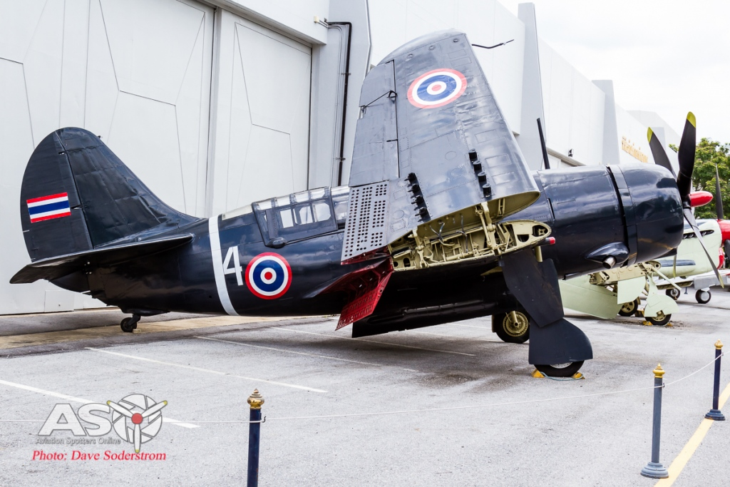 RTAF Musuem Curtiss Helldiver ASO 2 (1 of 1)