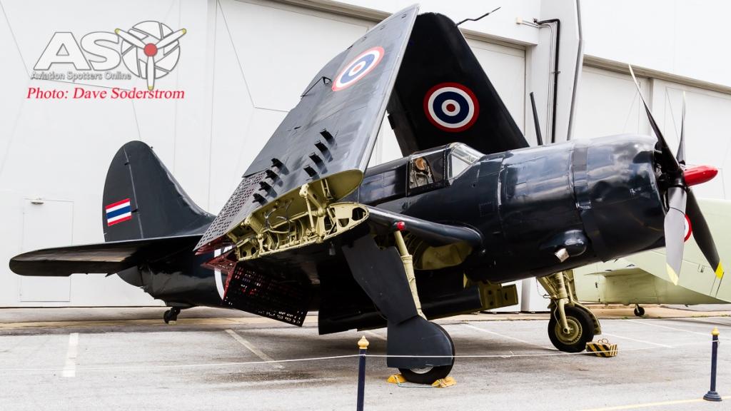 RTAF Musuem Curtiss Helldiver ASO 3 (1 of 1)