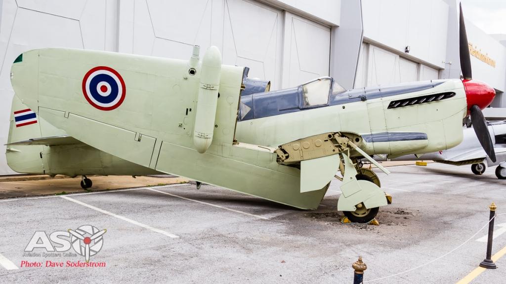 RTAF Musuem Fairey Firefly ASO (1 of 1)