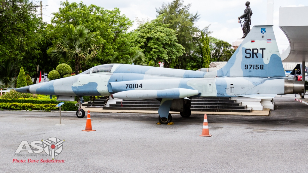 RTAF Northrop F-5 Freedon Fighter ASO (1 of 1)