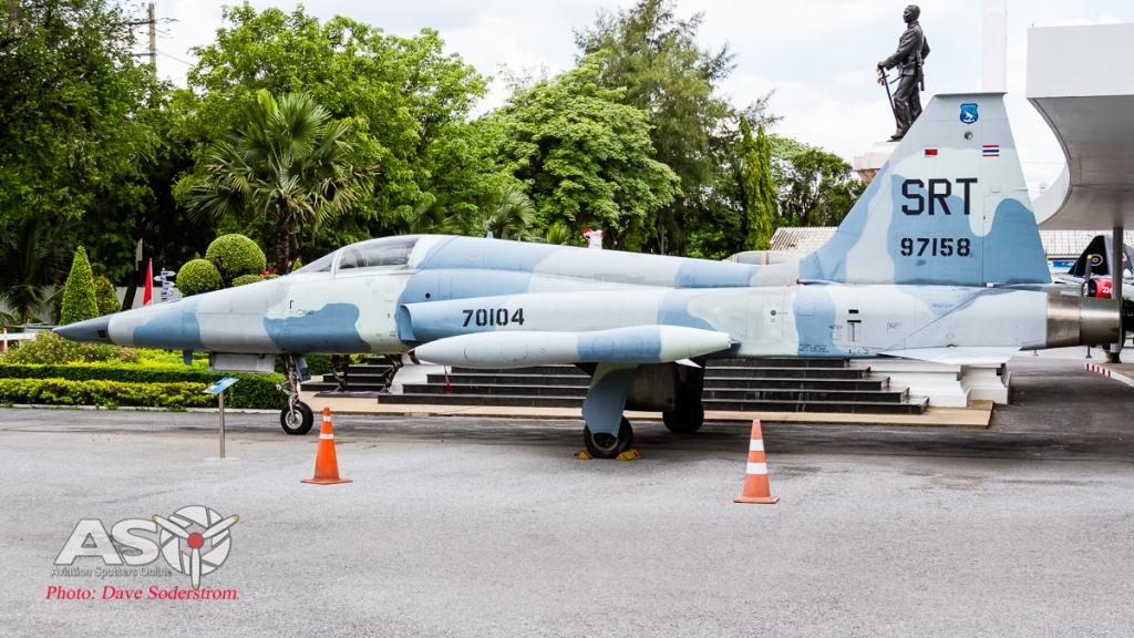 RTAF Northrop F-5 Freedon Fighter ASO (1 of 1)