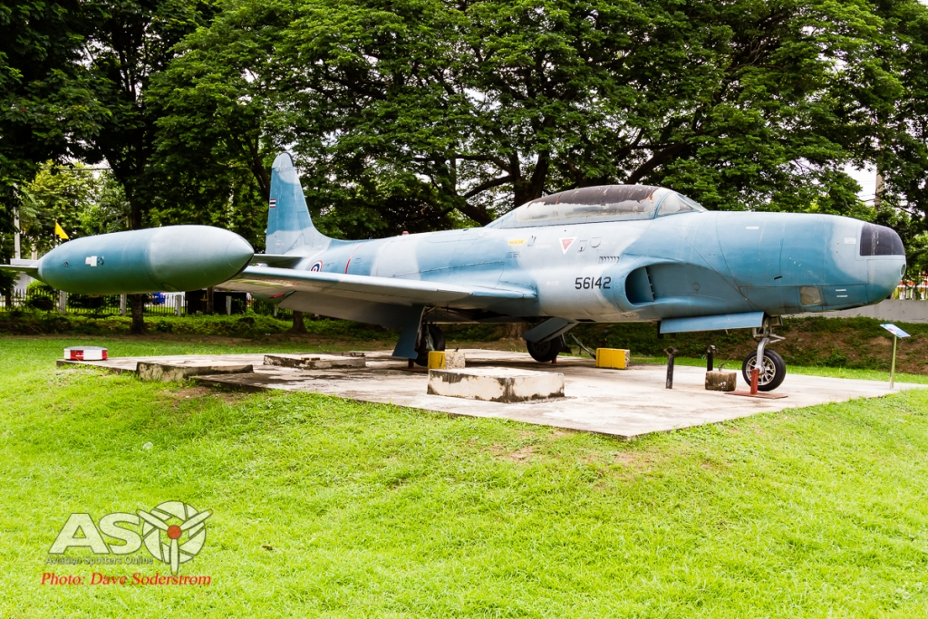 RTAF RT-33 Shooting Star ASO (1 of 1)