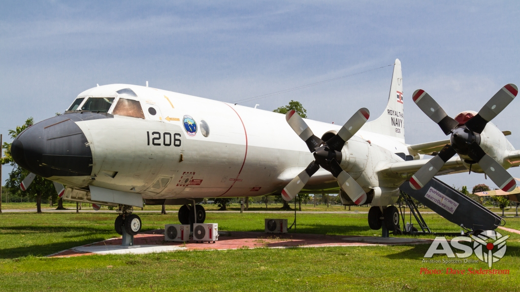 RT Navy U-Taupo Museum TP-3N ASO 3 (1 of 1)