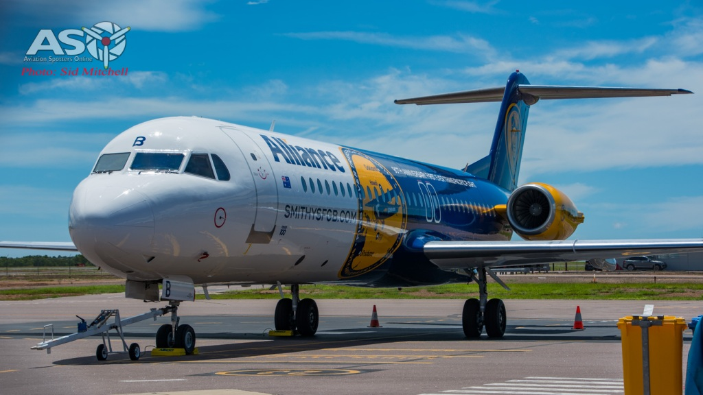 Alliance Fokker 100