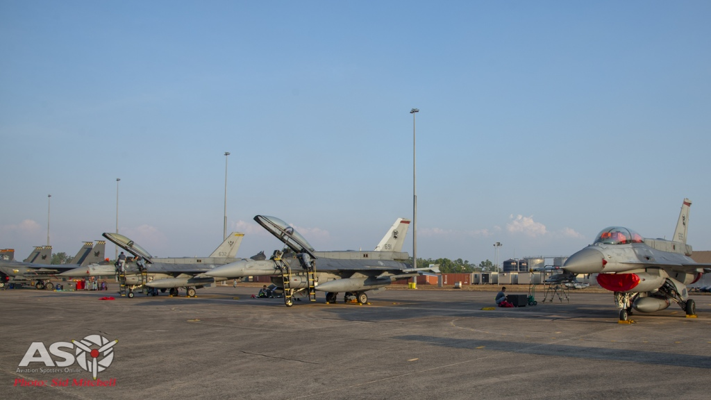 RSAF Flightline BRA