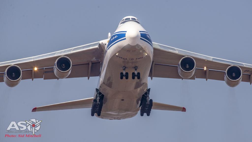 Volga-Dnepr Antonov AN-124-100
