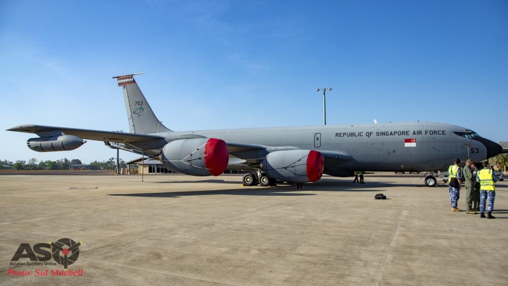 RSAF KC-135R