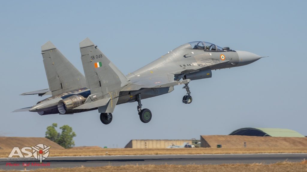 IAF Su-30 MKI Flanker