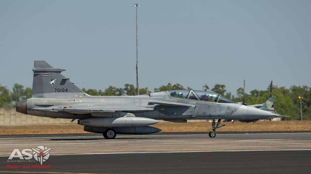 Royal Thai Air Force JAS-39 Gripen