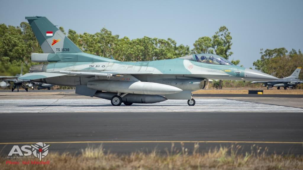 TNIAU F-16C