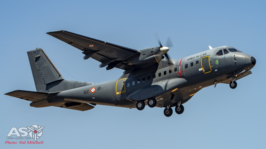 French Air Force CN-235