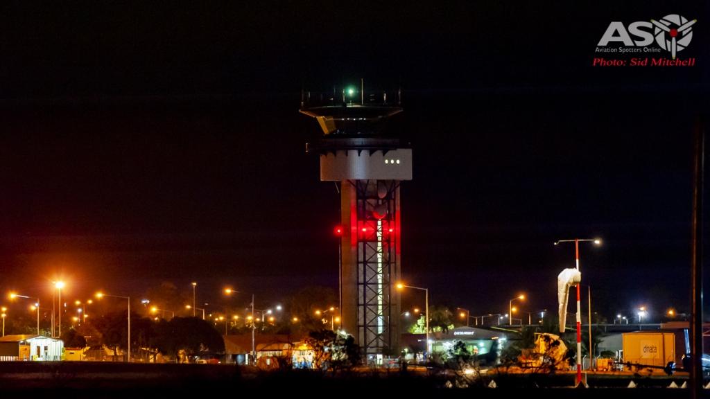 Darwin Tower