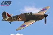 Mottys Flight of the Hurricane Scone 1 0691 Hurricane VH-JFW-001-ASO
