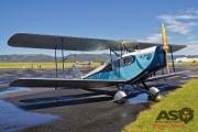 Mottys Flight of the Hurricane Scone 2 0097 Luskintyre Aircraft Restorations DH Fox Moth VH-UVL-001-ASO