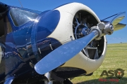 Mottys Flight of the Hurricane Scone 2 0181 Waco VH-EGC-001-ASO